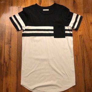Vans tee shirt dress